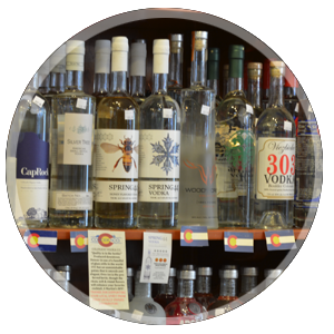 We carry both timeless standards as well as local craft spirits. From Leopold Bros. to Lagavulin what will you be pouring into your next glass?