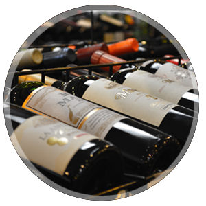 Need a wine pairing? Let one of our staff guide you through the world of wine as you seek out the perfect pairing for your next feast‍, fete, flick or fling...